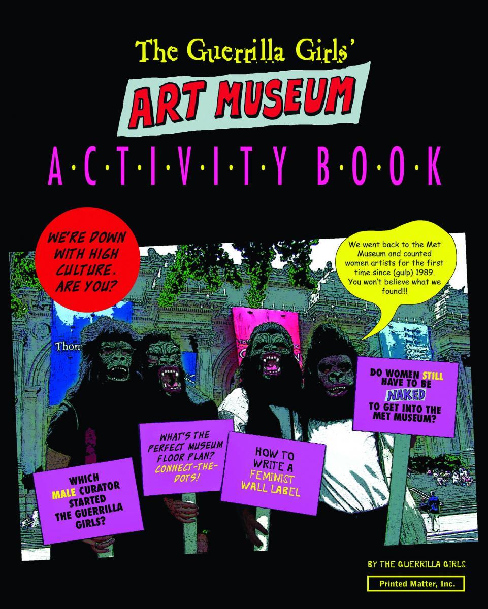 guerrilla, girls, libro, azul, arte, emergente, matadero, absolut, cultura, duende