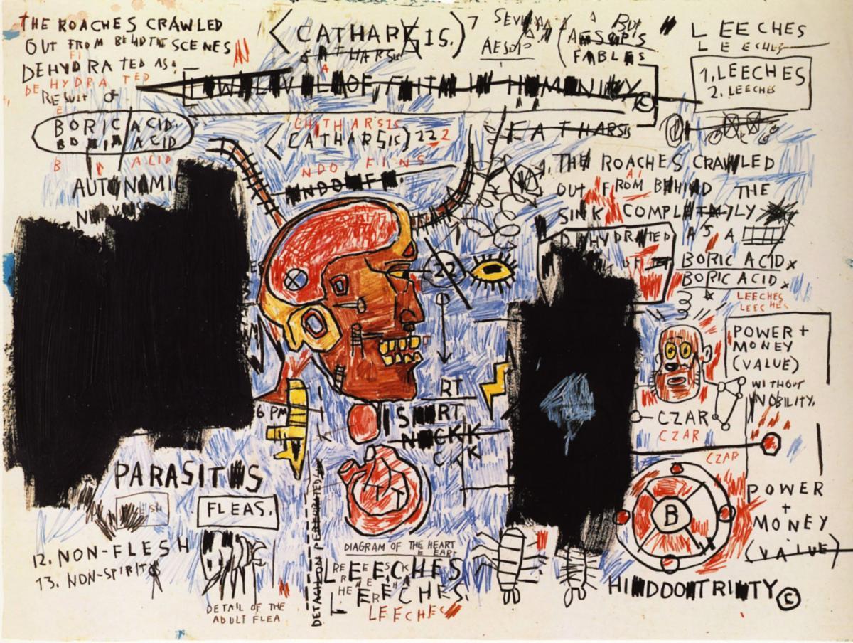 arte, basquiat, bilbao, contemporáneo, duende, exposición, guggenheim, Museo, ocio, pintura, planes