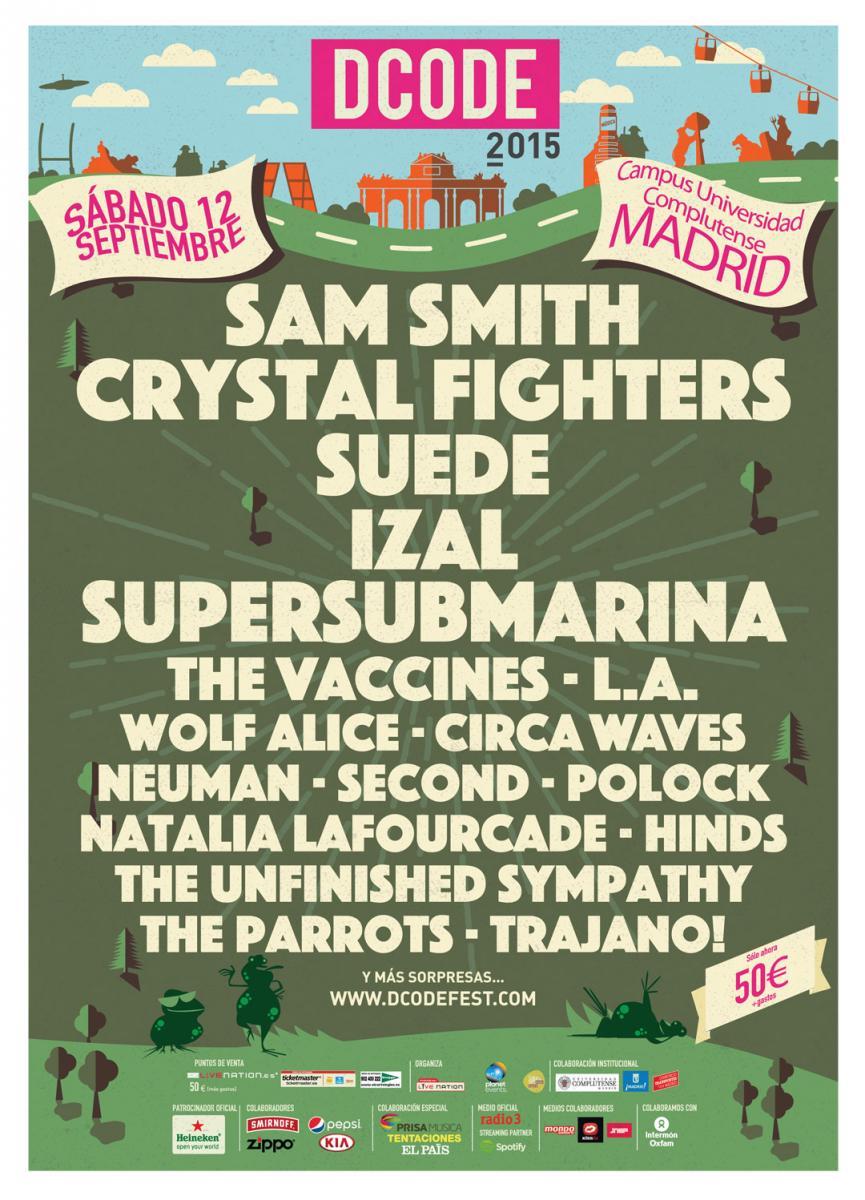 dcode, festival, agenda, madrid, festival, ocio, cultura, música, duende, izal