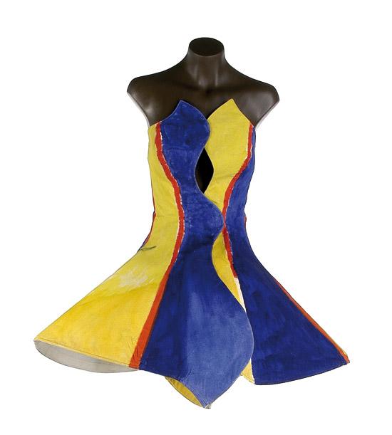 La moda imposible. Museo del Traje