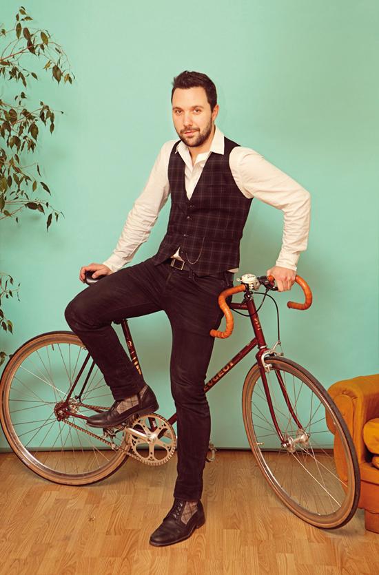 pablo, león, bicicletas, madrid, ciclismo, movilidad, entrevista, cultura, agend