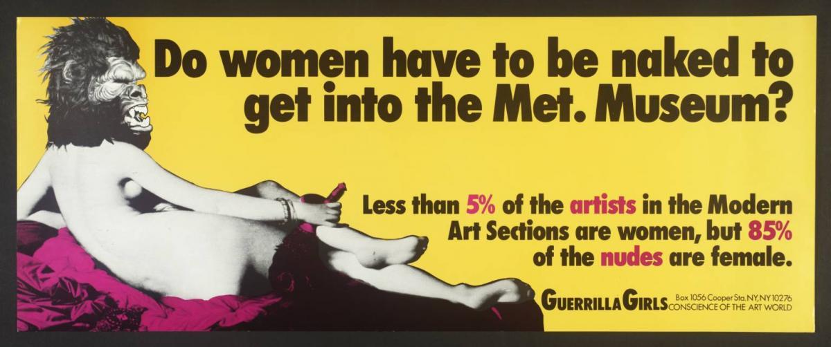 guerrilla, girls, ocio, planes, madrid, cultura, exposición, matadero, arte