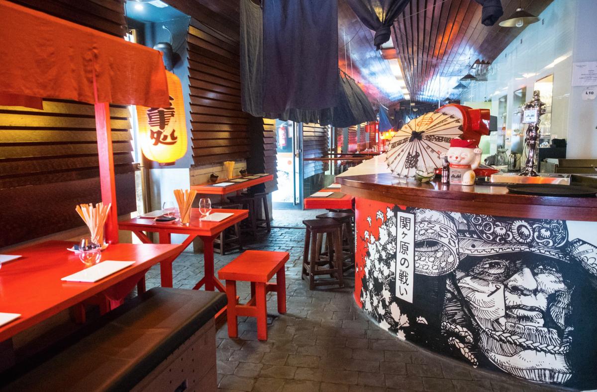 arte, comer, gastronomía, hanzo, hattori, japonés, locales, Madrid, planes, restaurantes