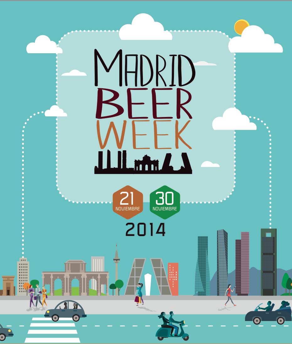 madrid, beer, week, cerveza, agenda, cultura, gastronomía, artesanal