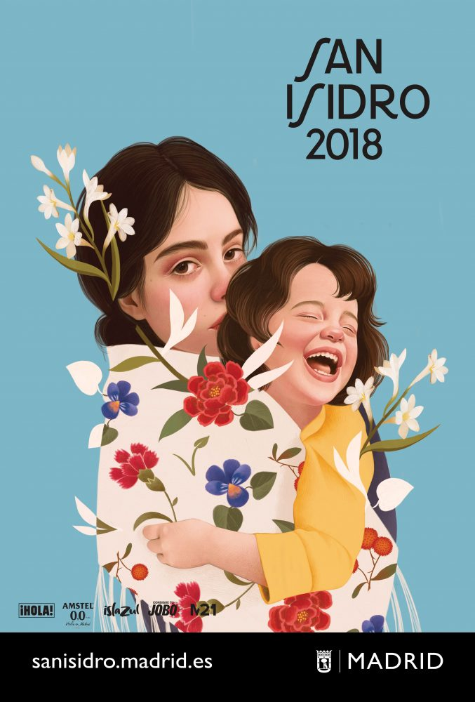 cartel de San Isidro 2018