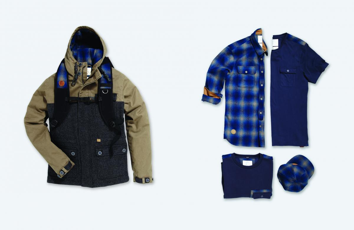0`neill, pendleton, moda, otoño, 2014
