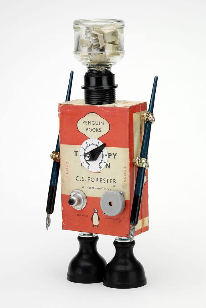 robots, pitarque, taller, niños, agenda, madrid, planes, morena, navidad