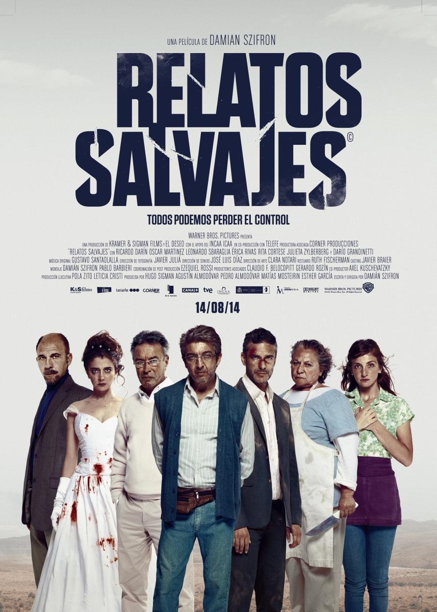 cine, crítica, relatos, salvajes, szifron, ricardo, darín, comedia, drama