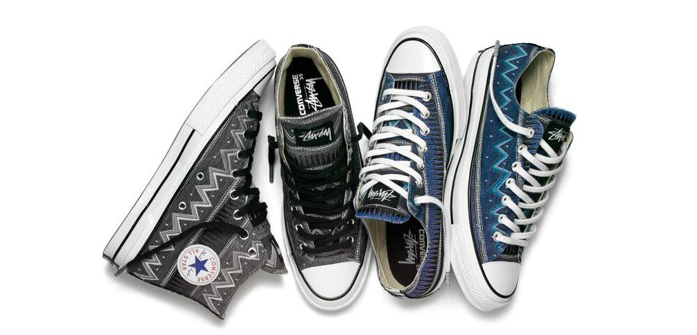 35, aniversario, Chuck, converse, fashion, moda, sneakers, stüssy, surf, Taylor, zapatillas