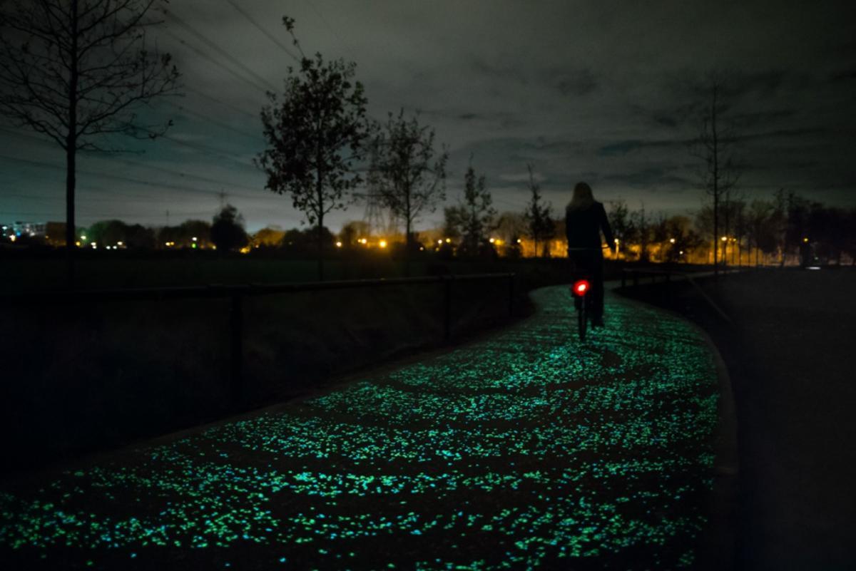 arte, Bici, Bicicleta, carril, ciclistas, cultura, gogh, van