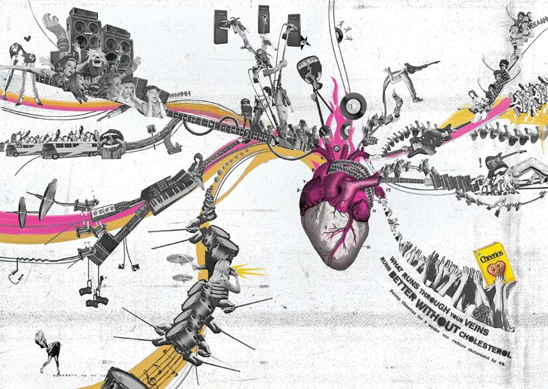 mario, wagner, futurista, diseño, gráfico, artista, arte