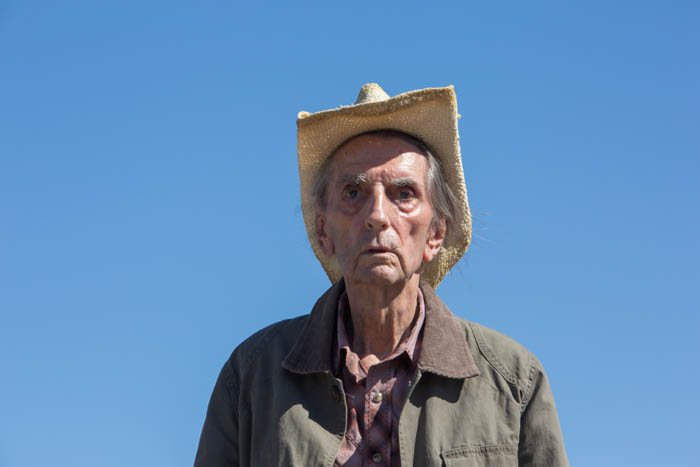 Harry Dean Stanton en Lucky de John Carroll Lynch