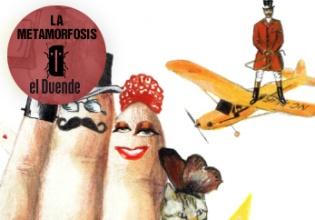 alba, casanova, portadista, duende, metamorfosis, revista, homenaje, kafka