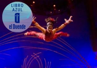 fernand, rainville, amaluna, cirque, soleil, libro, arte, emergente, cultura