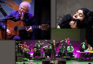 La música de raíz, protagonista en la Sala Berlanga del 2 al 4 de mayo