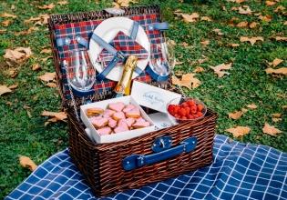 picnic, 14, febrero, bazar, día, enamorados, compras, regalos, detalle
