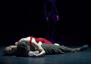 Romeo y Julieta. Foto: Jesús Vallinas