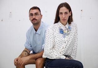 Andrés Gallardo y Marina Casal