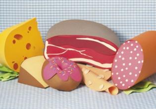 Foto: detalle de la portada de El genuino sabor.