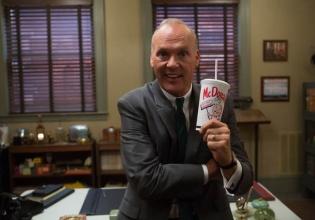 Michael Keaton en El fundador
