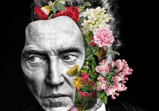 arte, artista, collage, exposición, flores, marcelo, monreal