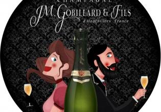 JM Gobillard et Fils, champán, champagne, bazar, navidad, regalos