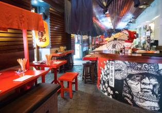 arte, comer, gastronomía, hanzo, hattori, japonés, locales, Madrid, planes, rest
