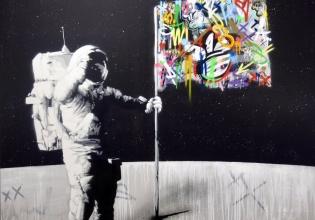martin, whatson, arte, artista, cultura, graffiti, stencil, street, art