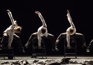 Compañía Nacional de Danza. Fotografía: Jacobo Medrano