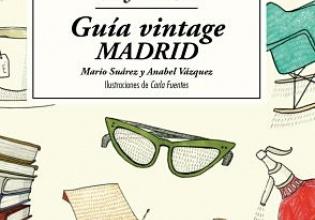 Llega la guía vintage de Madrid de la mano de Seagram´s Gin