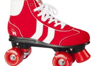 rookie, rollestar, patines, rojo, regalos, valentín, san, bazar, amor