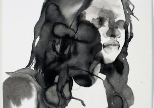 samantha, wall, artista, arte, cultura, ilustración, exposición
