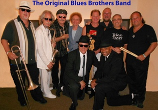 the original blues brother band