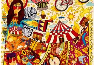 ricardo, cavolo, circo, arte, aniversario, cultura
