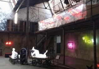 arte, artístico, centro, contemporáneo, espacio, exposición, Madrid, neomudejar