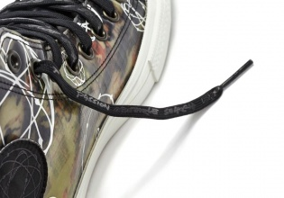 chuck, taylor, futura, artista, arte, diseño, zapatillas, converse, collection,