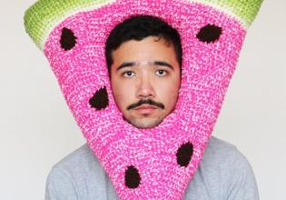 phil, ferguson, crochet, instagram, comida, artista, ganchillo, arte, inspiració