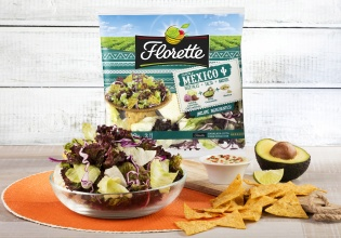 ensaladas, Florette, gastronómico, Japón, México, viaje
