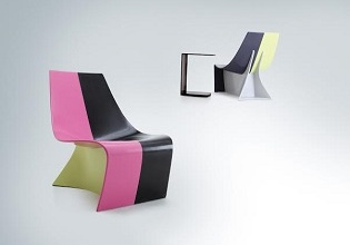 Uno de los diseños de Karim Rashid