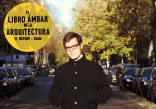 miqui, otero, escritor, arquitectura, libro, ámbar, arquitectos