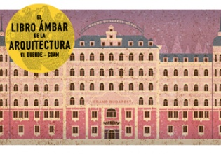 hotel, budapest, alejandra, acosta, arquitectura, libro, ámbar
