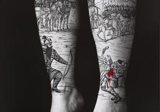Shirin Neshat, Divine Rebellion, 2012, Cortesía de Gladstone Gallery, Nueva York