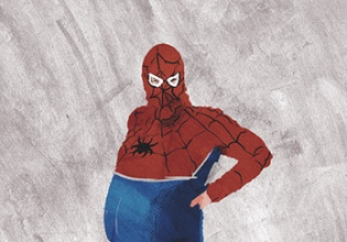 spiderman, cultura, calendario, editorial, ruben, arribas