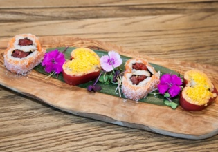 14, febrero, japonés, regalos, restaurante, sushita, valentin
