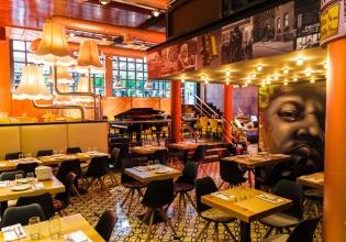 restaurante, taxi, manhattan, comer, madrid, gastronomía, nueva, york, comida