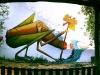 arte, artista, chylo, graffitti, Madrid, urbano
