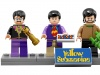 beatles, Concurso, cultura, lego, musica, submarine, yellow