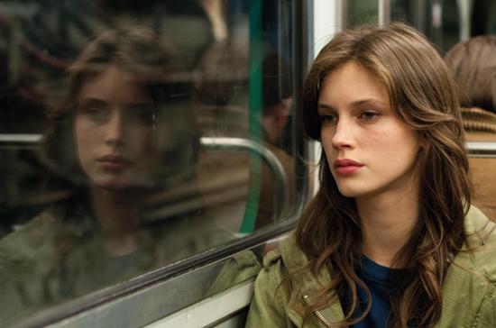 """La actriz Marine Vacth en un fotograma de la película """"Joven y bonita"""""""
