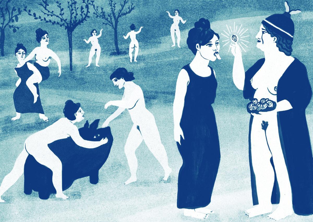 laia, arqueros, portada, duende, cultura, agenda, 148, start, me, up, ilustradora