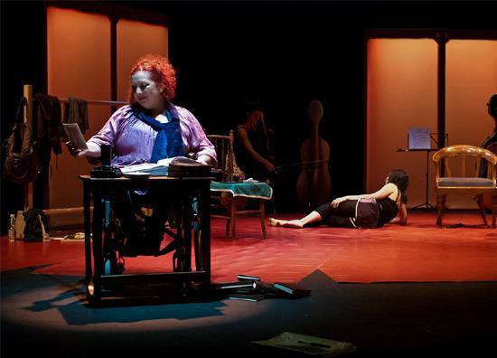 Mi piedra Rosetta. Teatro accesible. Sala Cuarta Pared | Duendemad.com